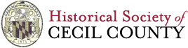 Historical Society of Cecil County Logo